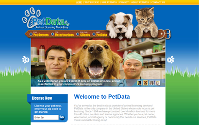 PetData Inc.